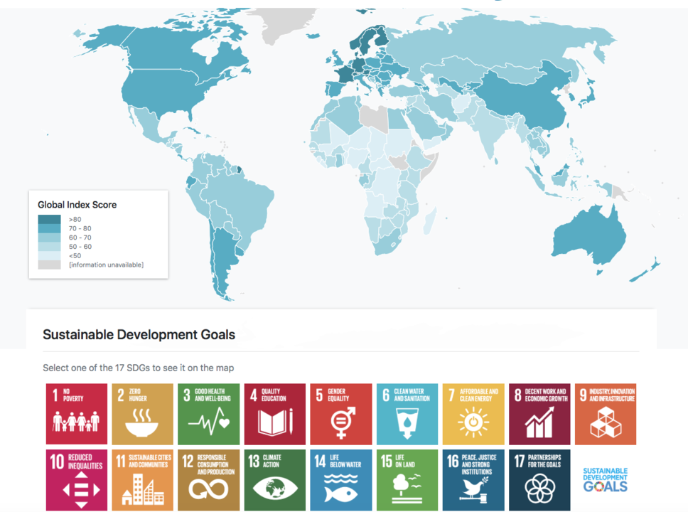 Sürdürülebilir Kalkınma Hedefleri Endeksi (SDG Index 2018) ve Türkiye